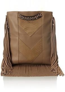 Steve Madden Btereza Clutch Shoulder Bag, Taupe, One Size