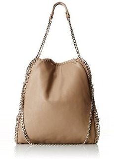 Steve Madden Btotally Hobo Shoulder Bag, Taupe, One Size
