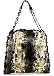 Steve Madden Btotally Shoulder Bag, Natural Snake, One Size