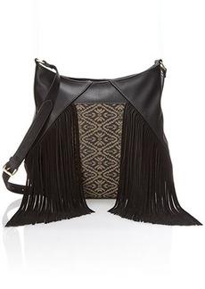 Steve Madden Bwest Shoulder Bag, Black, One Size
