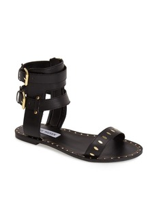 Steve Madden 'Carrlita' Studded Ankle Cuff Sandal (Women)