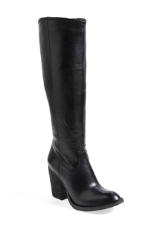 Steve Madden 'Carrter' Knee High Leather Boot (Women)