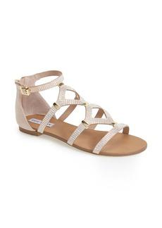 Steve Madden 'Castel' Embellished Sandal (Women)
