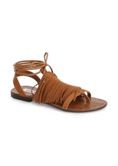 Steve Madden 'Chelssi' Fringe Sandal (Women)