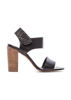 Steve Madden Confidence Sandal in Black