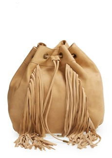 Steve Madden Convertible Drawstring Backpack