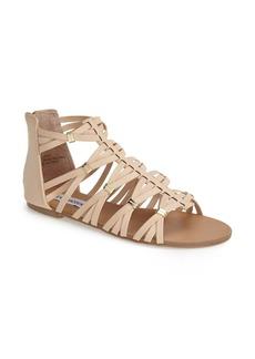 Steve Madden 'Cretee' Strappy Gladiator Sandal (Women)