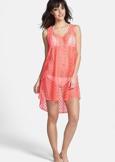 Steve Madden Crochet Cover-Up