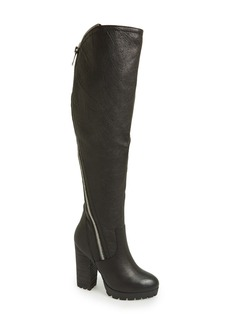 Steve Madden 'Devlish' Over the Knee Boot (Women)