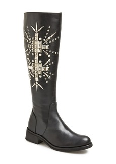 Steve Madden 'Diabla' Leather Boot (Women)