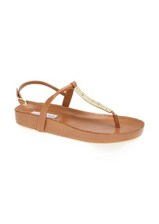 Steve Madden 'Dorthee' Leather Thong Sandal (Women)
