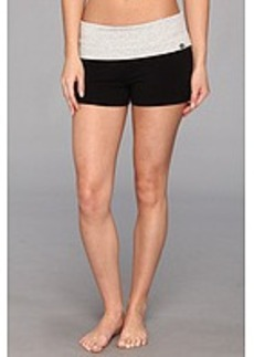 Steve Madden Downward Dog Fold-Over Sleep Short