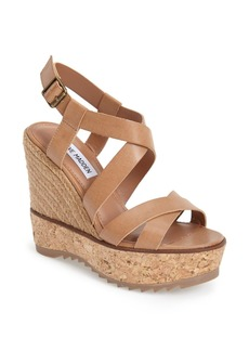 Steve Madden 'Elllaa' Strappy Wedge Sandal (Women)