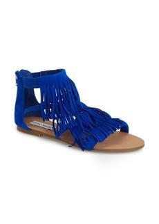 Steve Madden 'Favorit' Fringe Sandal (Women)