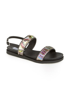 Steve Madden 'Feastt' Ornate Double Band Sandal (Women)