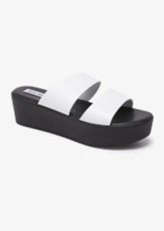Steve MaddenFlyer Platform Slip-On Sandals