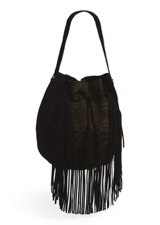 Steve Madden Fringed Shoulder Bag