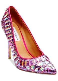 Steve Madden Galaxxie Glitter Pumps Women's Shoes