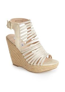 Steve Madden 'Garrden' Espadrille Wedge Sandal (Women)