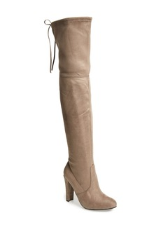 Steve Madden 'Gorgeous' Over the Knee Boot (Women)