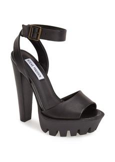 Steve Madden 'Greckko' Ankle Strap Sandal (Women)