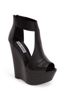 Steve Madden 'Gunnther' Platform Wedge Sandal (Women)
