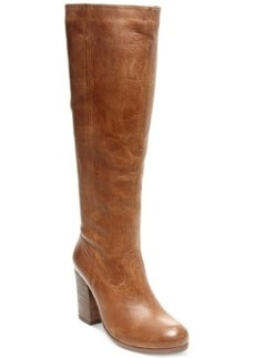 Steve Madden Hudsun Knee-High Boots Women's Shoes
