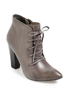 Steve Madden 'Jillinna' Leather Pointy Toe Bootie (Women)