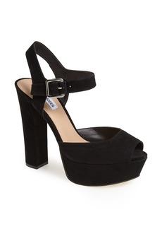 Steve Madden 'Jillyy' Platform Sandal (Women)
