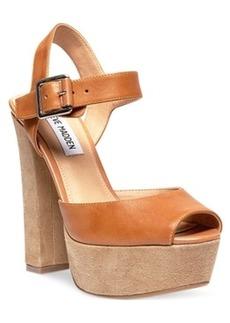 Steve Madden Jillyy Two-Piece Platform Sandals Women's Shoes