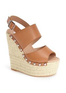 Steve Madden 'Jummbo' Espadrille Wedge Sandal (Women)