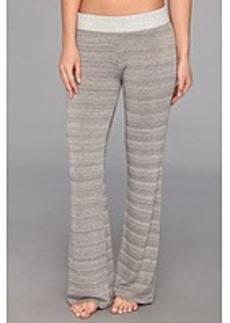 Steve Madden Knit-Pickin' Slim Flared Pajama Pant