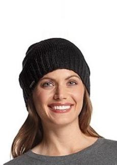 Steve Madden Knit Solid Beanie Hat