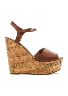 Steve Madden Korkey Wedge