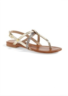 Steve Madden 'Kroatia' Leather Sandal