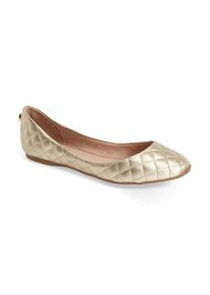 Steve Madden 'Kwiltt' Quilted Ballet Flat (Women)