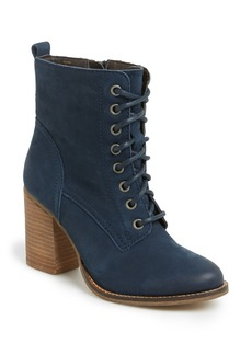 Steve Madden 'Lauuren' Lace-Up Bootie (Women)