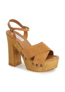 Steve Madden 'Lia' Ankle Strap Sandal (Women)