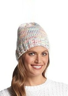 Steve Madden Light Bright Oversized Beanie Hat