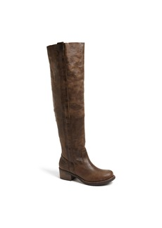 Steve Madden 'Maisie' Leather Over the Knee Boot