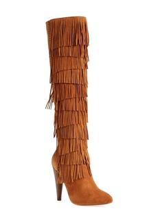 Steve Madden 'Maraka' Tall Fringe Boot (Women)
