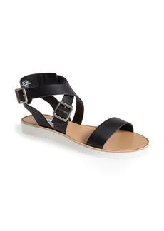 Steve Madden 'Melllow' Crisscross Strap Sandal (Women)