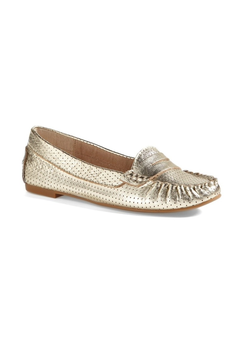 Steve Madden 'Murphey' Leather Flat