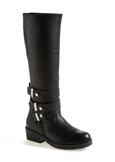 Steve Madden 'Nanett' Belted Knee High Boot (Women)