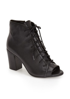 Steve Madden 'Neela' Lace-Up Bootie (Women)