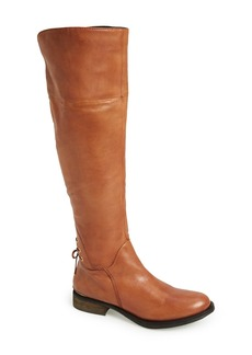 Steve Madden 'Nerves' Over the Knee Leather Boot (Women)