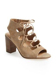 Steve Madden 'Nilunda' Lace-Up Sandal (Women)