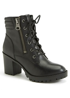 Steve Madden 'Noodless' Lugged Sole Boot (Women)