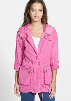 Steve Madden Packable Hooded Jacket