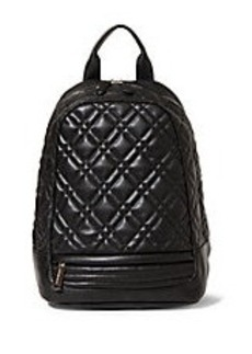 STEVE MADDEN Quilter Faux Leather Backpack